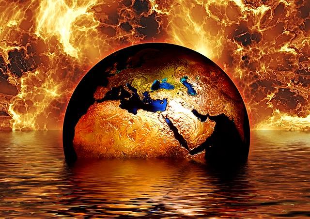 Global cataclysm coming soon?