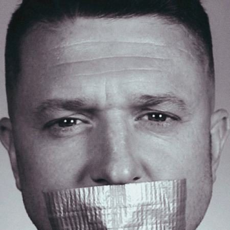 Tommy Robinson joins the Tories – and no-one bats an eyelid