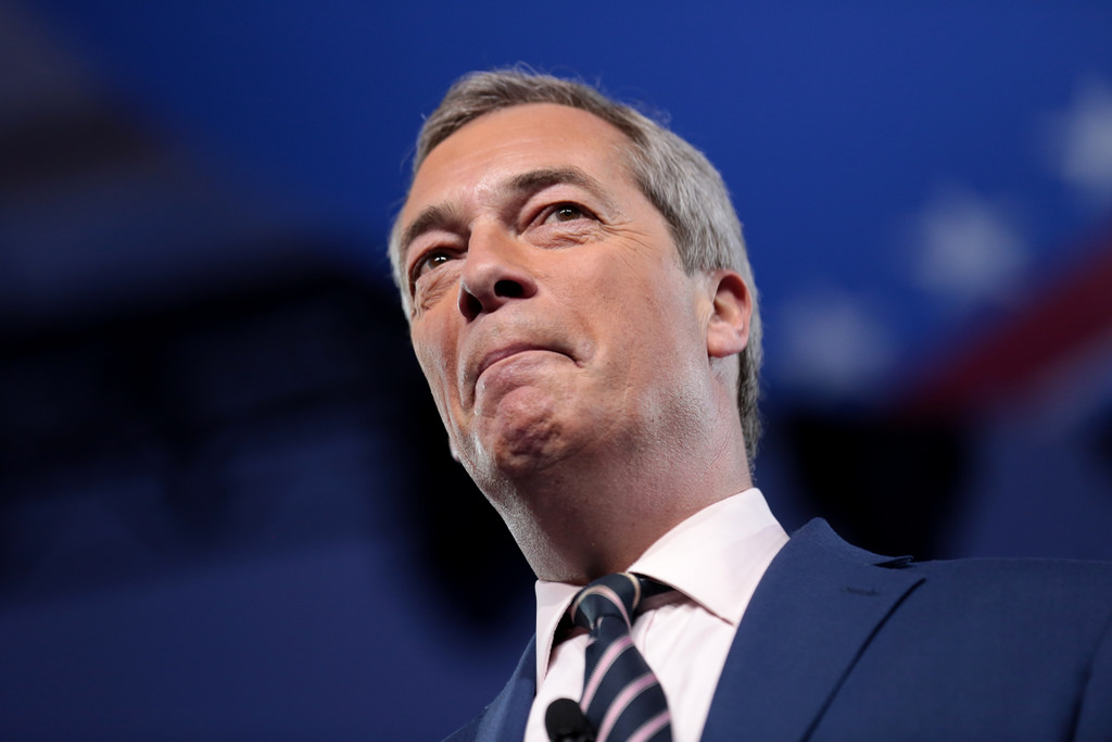 "The Brexit Party – or ""Making Plans For Nigel"""