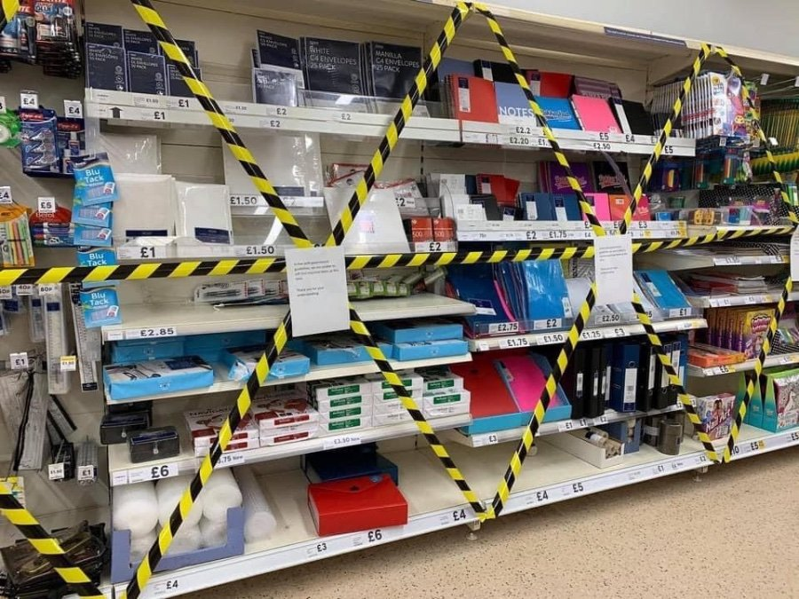 """Madness: Welsh Government restricts sales of """"non-essential"""" items in supermarkets"""